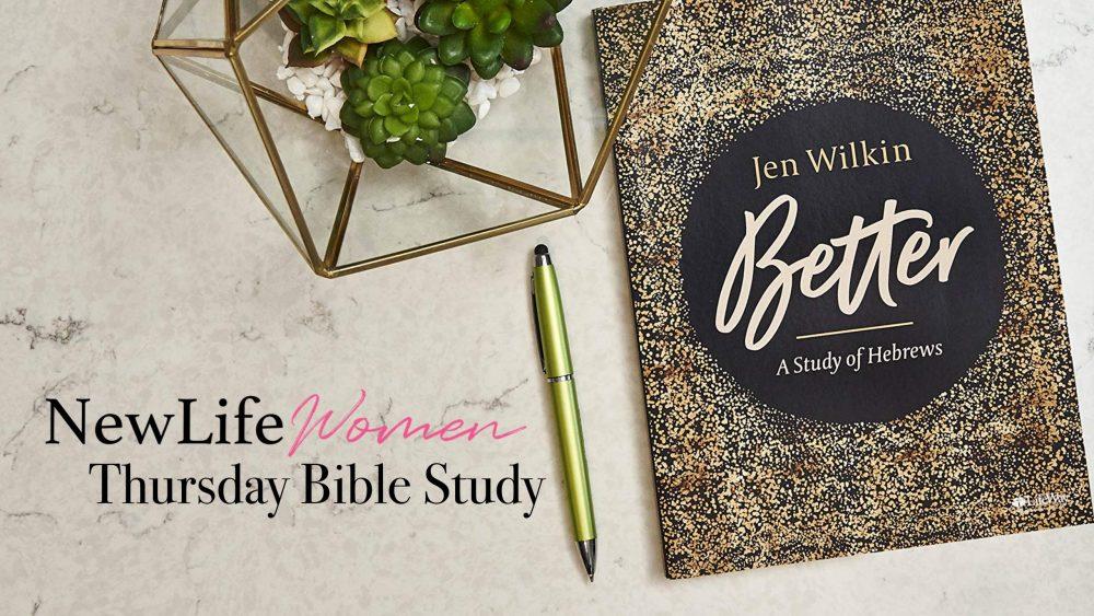 Women's Bible Study – Morning