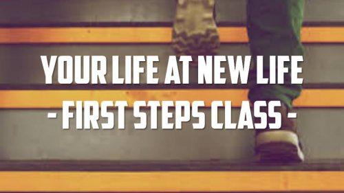 First Steps Class