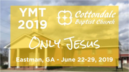 Youth Mission Trip 2019