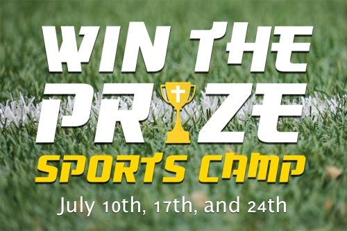 Sports Camp - Register today!