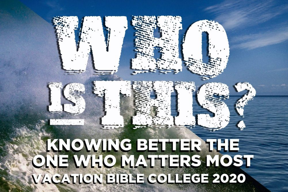Vacation Bible College 2020